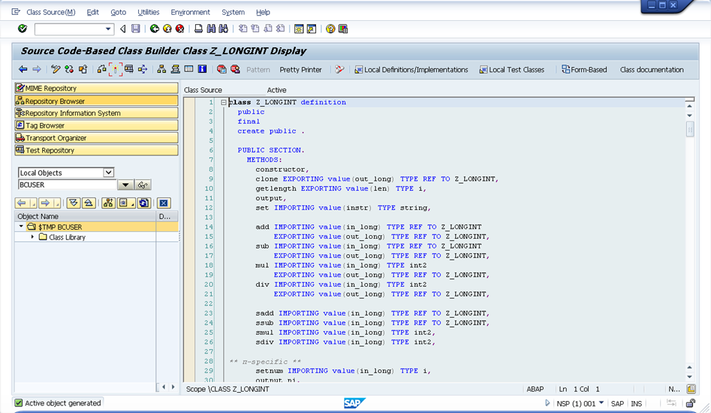 Calculating PI in ABAP | すな...